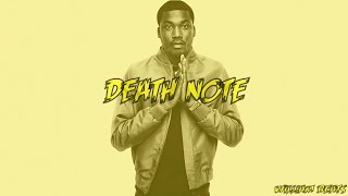 "Meek Mill Type Beat - ""Death Note"" 