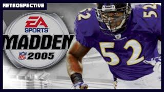 Madden NFL 2005 Retrospective