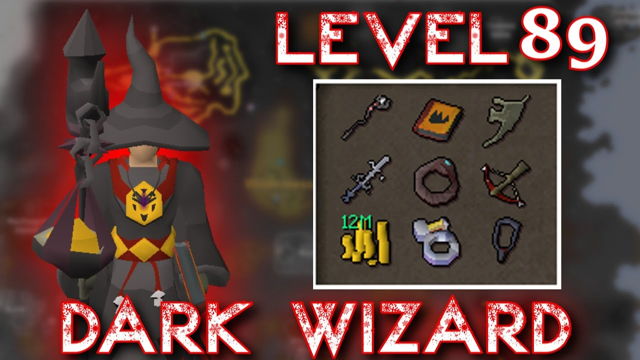 Meter - Runescapes Dark Wizard Smites High Level Pkers