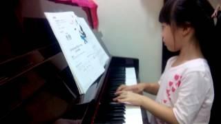 鋼琴-王老先生有塊地