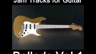 Ballads Jam Tracks | Download Backing Tracks for guitar; track 1