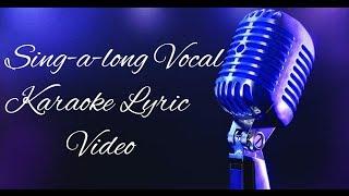 John Waite - I'm Still In Love (Sing-a-long karaoke lyric video)