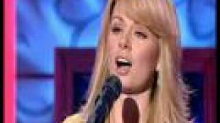 Katherine Jenkins - I (Who Have Nothing) Live on Paul O'Grady
