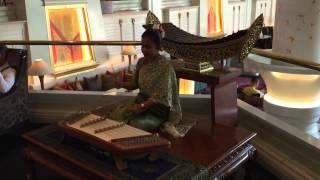 Música tailandesa en vivo