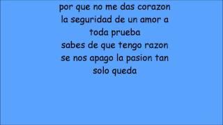 A Toda Prueba (letra) Los Migueles