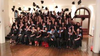 Graduation March 2015