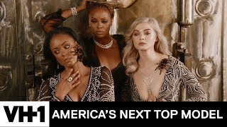 The Models Shoot w/ Eva Marcille, Nigel Barker & Tarantulas | America's Next Top Model