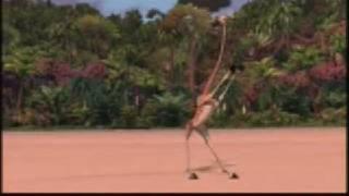 Eu me remexo muito- Madagascar- Português (PT -BR)!!!