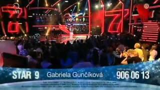 Gabriela Gunčíková  - The Final Countdown (Europe)