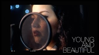 Lana Del Rey - Young And Beautiful (Arianna Palazzetti COVER)