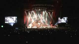 Bullet For My Valentine - Raising Hell - Glasgow Hydro - 02/12/2013