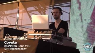 Coyote @Balaton Sound 2010 -SOUNDHEAD.TV