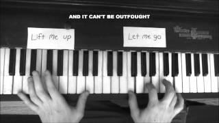 "Linkin Park ""The Catalyst"" Piano Cover"