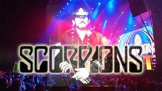 Scorpions - overkill - Motorhead (Stone Mucic Fest) [Mérida] (España)