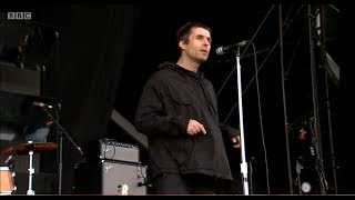 Liam Gallagher - Dont look back in anger - 2017 - Glastonbury
