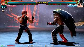 TEKKEN 7 S.T.L Combo Movie 11