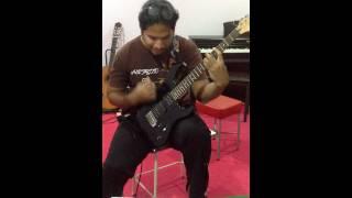 KUROKO NO BASKET op 1 Can Do cover guitar by Ball Adithrash