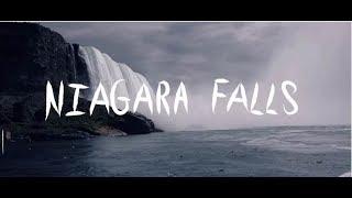 Niagara Falls Cinematc Footage // Panasonic G6