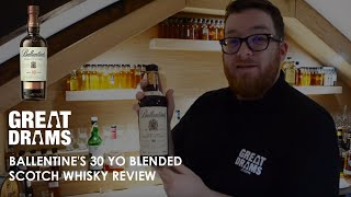 Whisky Review: Ballantine's 30 YO