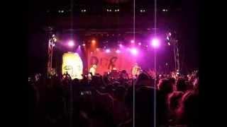 EARL SWEATSHIRT w/ DOMO GENESIS - DORIS RELEASE FIESTA - LIVE @ EL REY - 8.27.2013