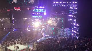 WWE TLC Charlotte Flair Entrance