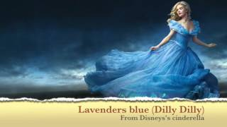 Lavender's Blue (Dilly Dilly) Cover