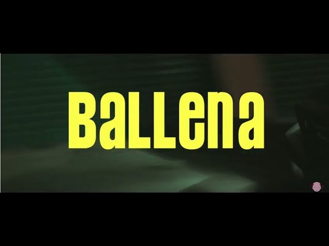 Video oficial de El policía del estilo de Ballena