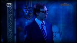 Live fra Bremen: Brian Mikkelsen som Harry Potter