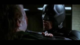 Why so serious, Batman?