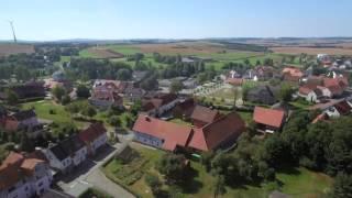 Waldeck von oben: Waldeck - Höringhausen