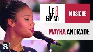 Mayra Andrade - Les mots d'amour (Live @ Le Grand 8)