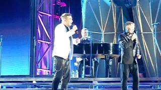 TAKE THAT - Do What You Like & Could It Be Magic - München 29/07/2011