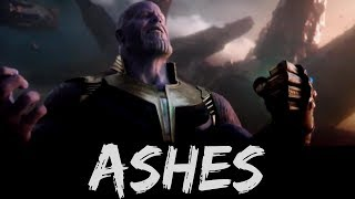 The Avengers - Ashes by Celine Dion (No HD, Watch the HD one on my channel))