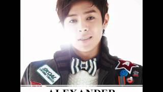 SὠS 알렉산더 (ALEXANDER) -- 01 I Just (KOR Ver.) 13/12/11