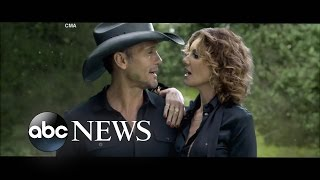 30 Country Music Stars Join Forces for Historic CMA Music Video