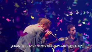 Coldplay - In My Place (Sub. Español)