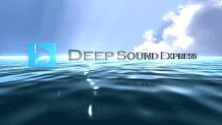 Deep Sound Express_logo and sea