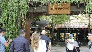 Nóng! Võ sư Flores đến võ đường Liên Phong gặp Johnny Trí Nguyễn