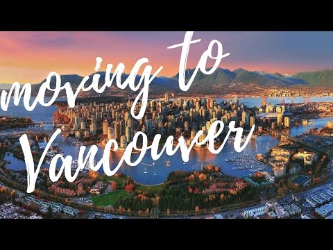 moving to VANCOUVER   vlog