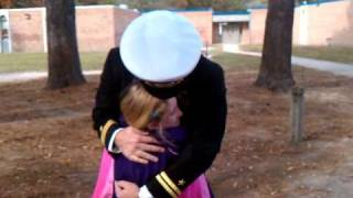 BEAUTIFUL REUNION VIDEO - Daddy is Home!