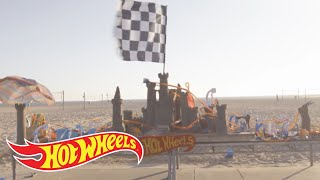 Last Day of Summer | Hot Wheels Pranks & Party Crashers | Hot Wheels