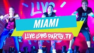 Miami by Will Smith | Zumba® Fitness | Live Love Party