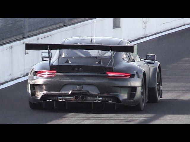 Porsche 911 GT3 R (991.2)