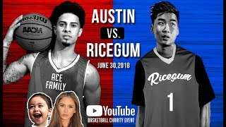 THE ACE FAMILY CHARITY BASKETBALL EVENT!!! **OFFICIAL LIVE STREAM** width=