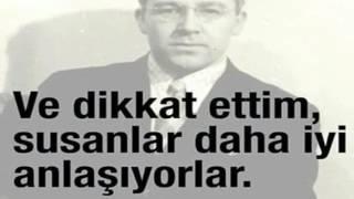 Sabahattin ALİ Sözleri Müzik Ahmet KAYA  Kara Yazı  Şiir Sabahattin ALİ   Hazırlayan  Mesut TAMER