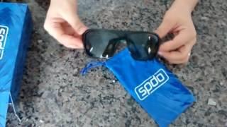 Óculos de sol Speedo (Unboxing #09)