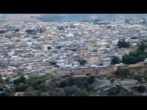 Fez Medina – View from Borj Nord – Morocco