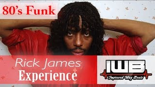 *80's Funk* Rick James Type Beat 2016 - Experience [Prod. ImprovedWayBeats]