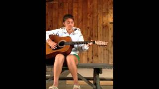 Bound to you - Christina Aguilera acoustic cover by Kiana Karns