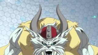 Digimon Adventure Tri. Gomamon/Palmon Mega-Digivolves English Sub